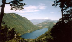 Huerquehue National Park in Chile